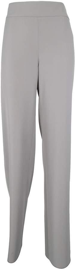 Armani Collezioni Cady Wide Leg Trousers