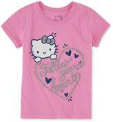 Hello Kitty Girls Graphic T-Shirt-Preschool