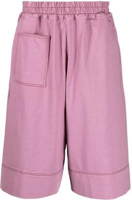 Jil Sander Multi-Pocket Track Shorts