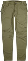 Maharishi Custom Olive Organic Cotton Trousers