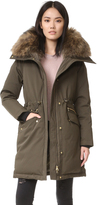 Soia & Kyo Angelie Parka with Fur