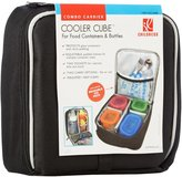 J L Childress Cooler Cube Combo Carrier - Black - One Size