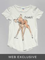 Junk Food Clothing Toddler Girls Bambi Tee-sugar-3t
