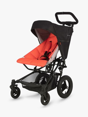 Micralite Fastfold Stroller, Black/Fluro