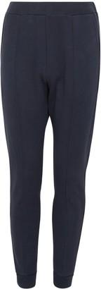 Tress Clothing Navy Blue Cotton Cashmere Jogging Trouser
