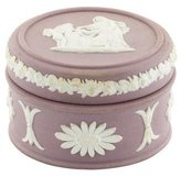 Wedgwood Jasperware Ceramic Box