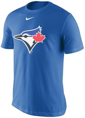 Nike Men's Royal Toronto Blue Jays Legend Logo Performance T-Shirt