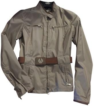 Belstaff Beige Synthetic Jackets