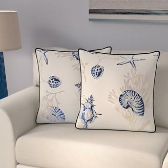 Beachcrest Home Southhampton Throw Pillow