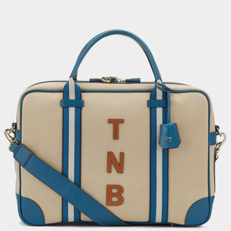 Anya Hindmarch Bespoke Walton Briefcase