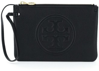 Tory Burch Perry Bombe Clutch Bag
