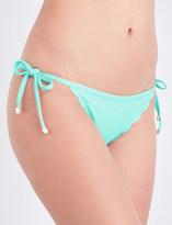Heidi Klein Tie-side bikini bottoms