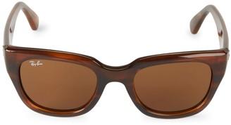 Ray-Ban 52MM Cat Eye Sunglasses