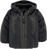 Molo Padded jacket with reflective print