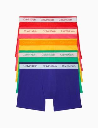 Calvin Klein Pride 5-Pack Boxer Brief