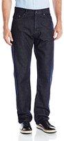 Calvin Klein Men's Relaxed Straight Leg Jean