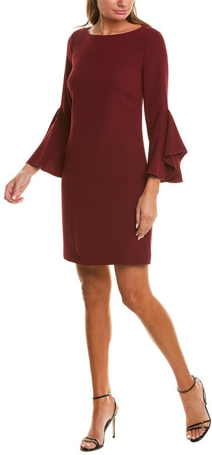 Elie Tahari Dori Sheath Dress