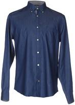 Henry Cotton's Denim shirts - Item 42588249