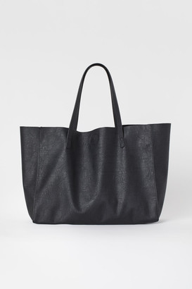 H&M Shopper - Black