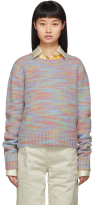 Sies Marjan Multicolor Merino and Silk Xie Sweater