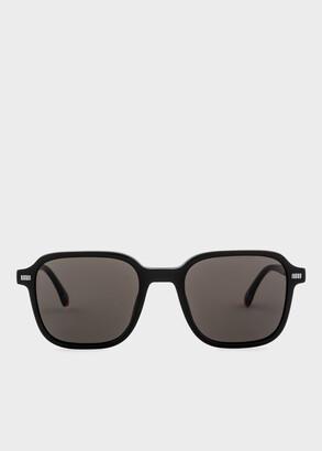 Paul Smith Black 'Delany' Sunglasses