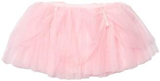 Bloch Ruched Trim Tutu Skirt (Toddler/Little Kids/Big Kids) (Candy Pink) Girl's Skirt