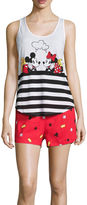 Disney Shorts Pajama Set-Juniors