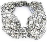 Maison Michel 'Valery' bow headband