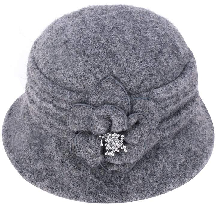 0bfd0435ca8a88 Wool Cloche Hats Women - ShopStyle Canada
