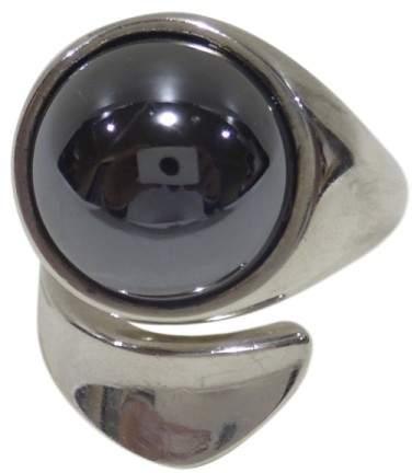 Georg Jensen 925 Sterling Silver with Hematite Ring