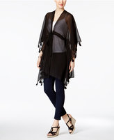 INC International Concepts Tassel Kimono & Cover-Up, Only at Macy's