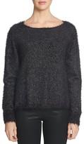 1 STATE 1.STATE Sparkle Eyelash Sweater
