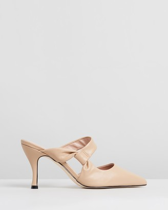 Atmos & Here Harri Leather Heels