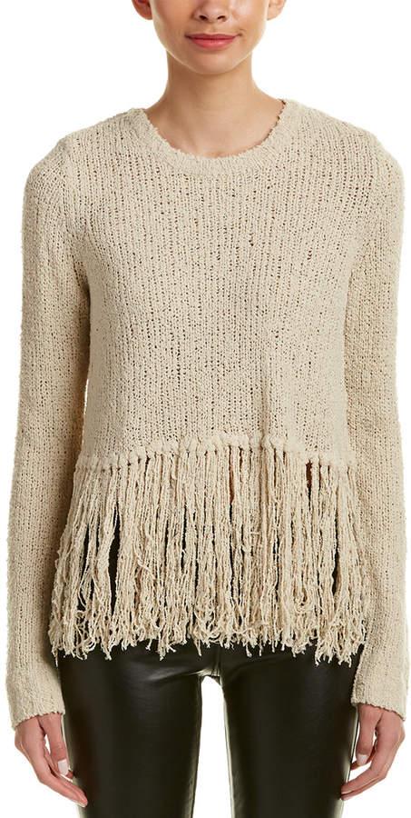 A.L.C. Andreas Silk Sweater