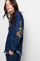 Zadig & Voltaire Tackl Denim Deluxe Shirt