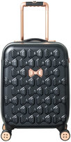 Ted Baker Moulded Beau Suitcase - Black - Small