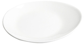 10 Strawberry Street Pond Small Oval Plates (Set of 6)