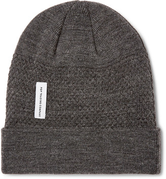 Pop Trading Company Melange Knitted Beanie