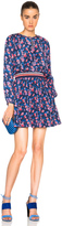 Tanya Taylor Anna Embroidered Dress