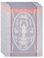 Garnier Thiebaut Maree Kitchen Towels (Set of 4)