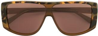 Karen Walker Meteoric oversized sunglasses
