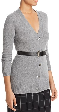 C by Bloomingdale's Cashmere Grandfather Cardigan - 100% Exclusive