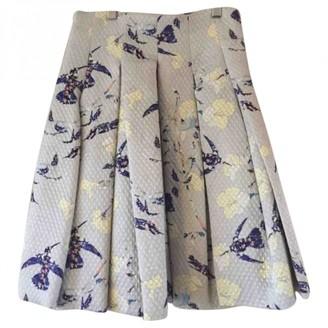 Cacharel Blue Skirt for Women