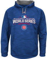 Majestic Men's Chicago Cubs MLB Authentic World Series Hoodie
