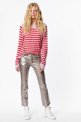 Zadig & Voltaire Reglis Stripe sweater