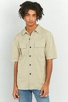 Nudie Jeans Svante Sand 2-pocket Shirt