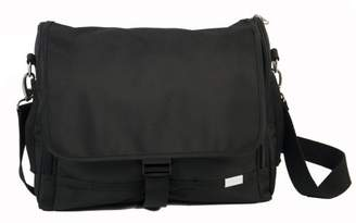 Little Company ci11.15 Nappy Bag, Messenger Bag, Colour: Black