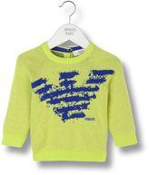 Armani Junior Crewneck sweater