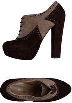 Blanco Lace-up shoes