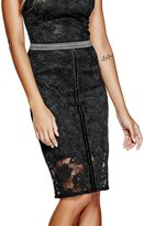 G by Guess Attalia Lace Skirt